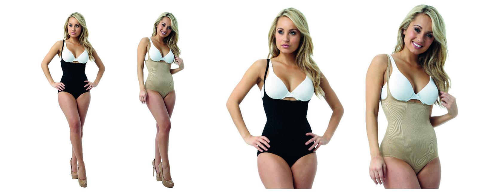 Set 2 modelatoare corporale