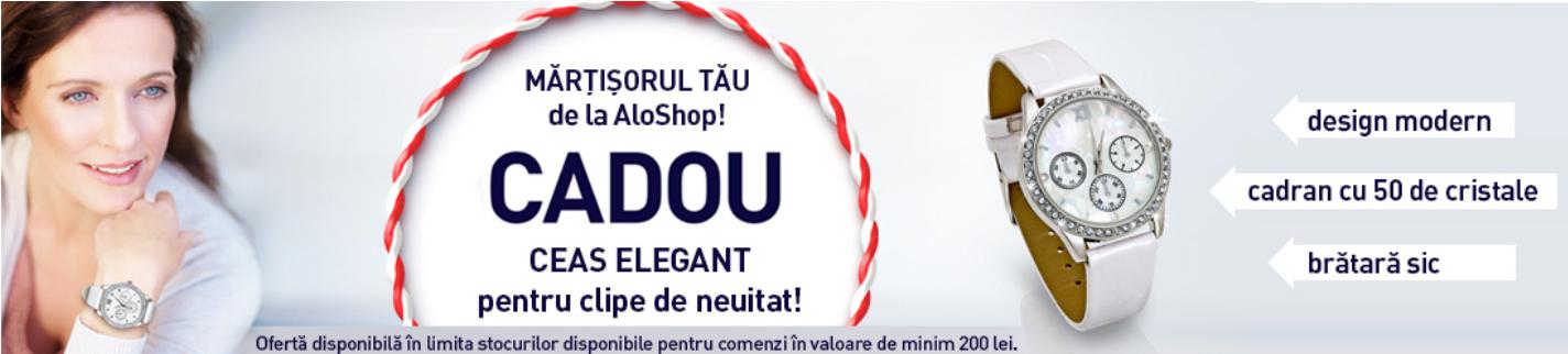 Oferta AloShop.tv de MArtisor