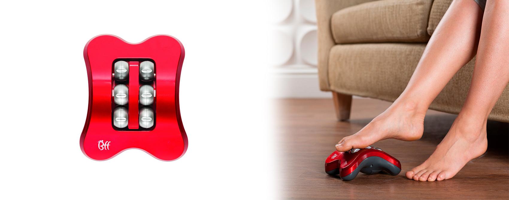 Rola pentru masarea picioarelor